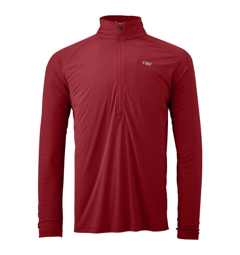 Outdoor Research Echo LS Zip Tee