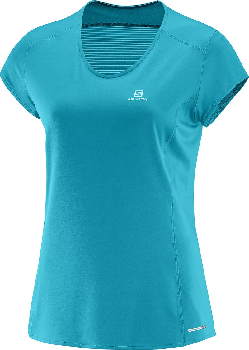 Salomon Comet Plus SS Tee W