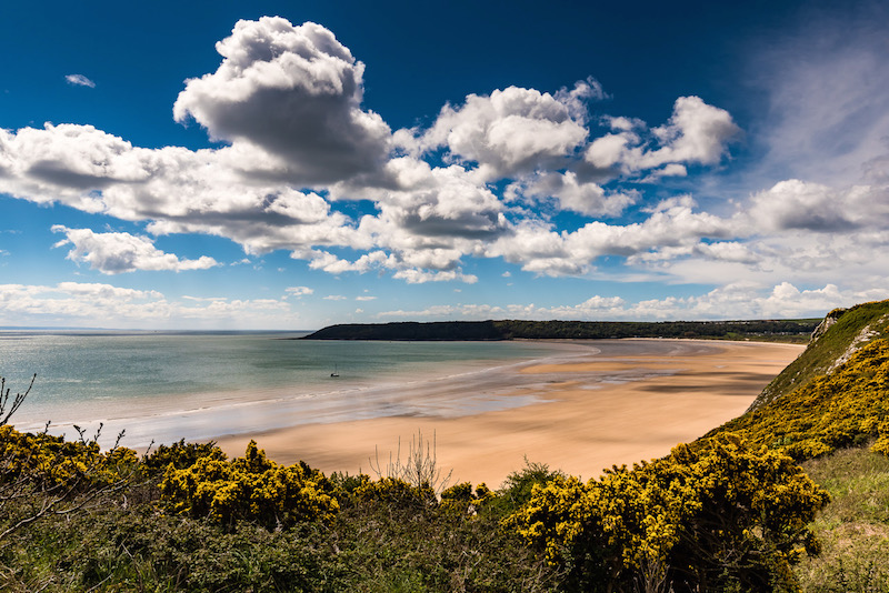 The Gower in South Wales