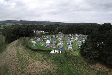 Alpkit Big Shakeout festival
