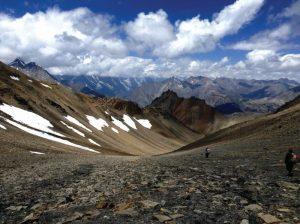 Annapurna Range Himalayas