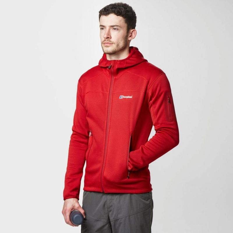 Men's Berghaus fleece jacket