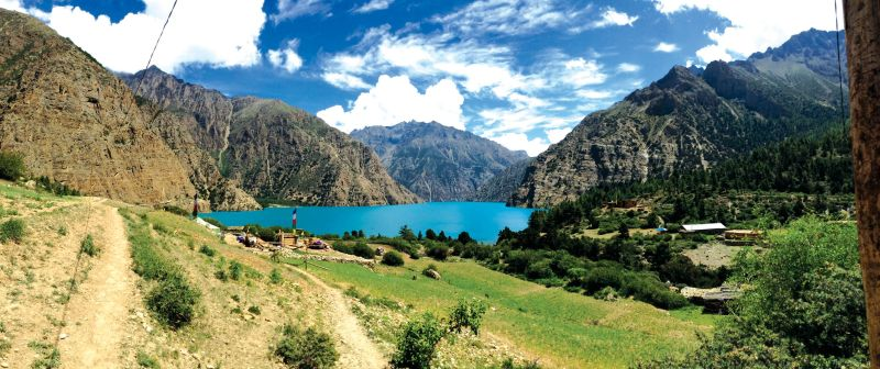 Dolpo Region Himalayas - the great Himalaya trail