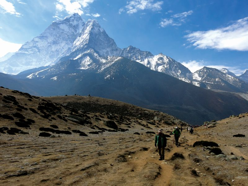 Everest Region Himalayas - the Great Himalaya Trail