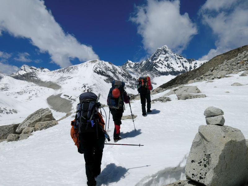 Ghunsa Himalayas - the Great Himalaya Trail