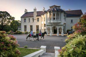 Horse riding at Beech Hill