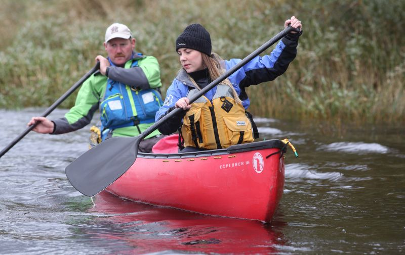 Canoeing in Northern Ireland
