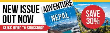 Adventure Travel magazine issue 135