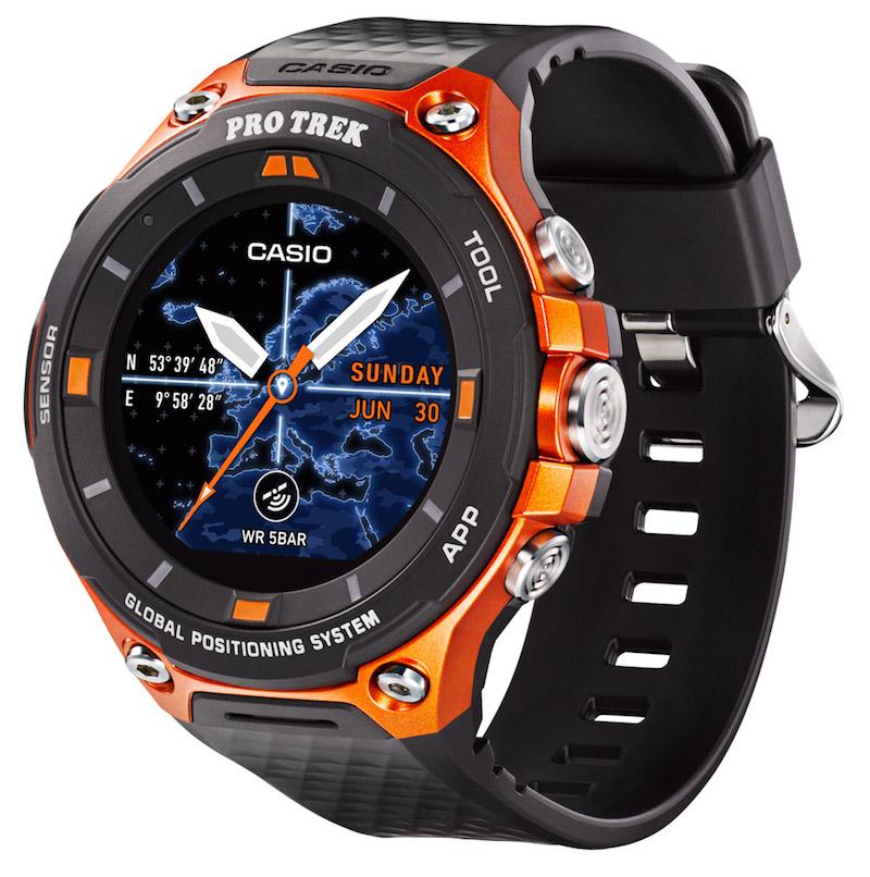 Casio Pro Trek Smart WSD-F20 watch