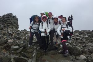 Everest Adventure team in the Lake District