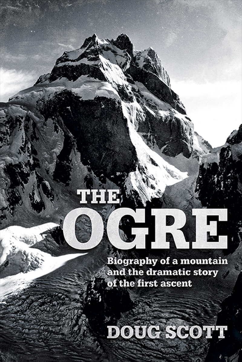 Doug Scott The Ogre biography