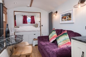 The Shepherds Hut in County Durham