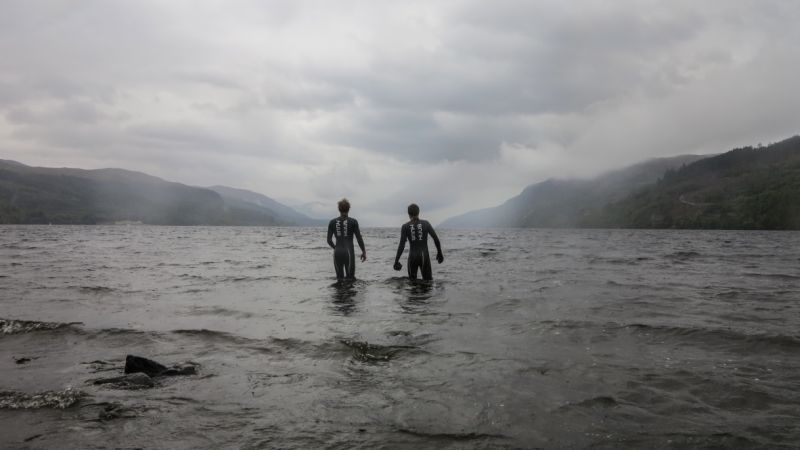 Swim across Scotland