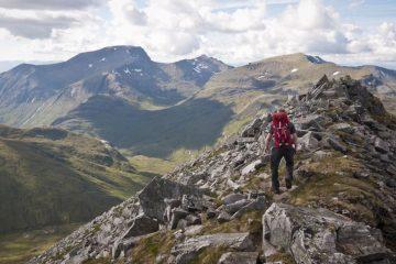 Binnein Mor, Scotland
