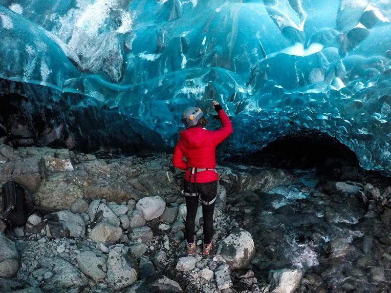 Vatnajökull glacier in Iceland