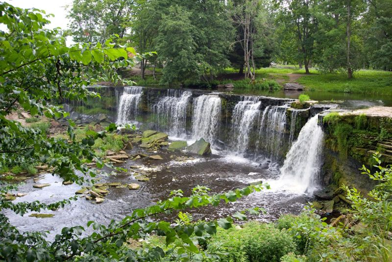 Keila-Joa Park Estonia