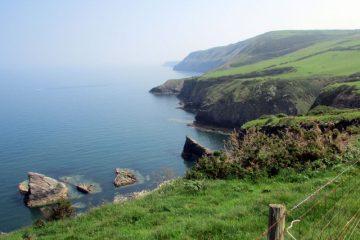 Trwyn Crou, Wales