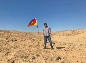Syash Dixit North Africa
