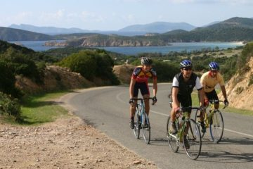Sardinia cycling holiday