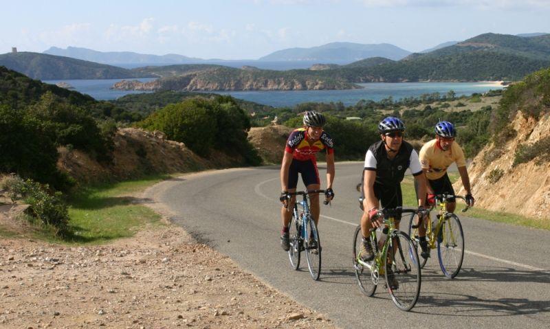 Sardinia cycling holiday