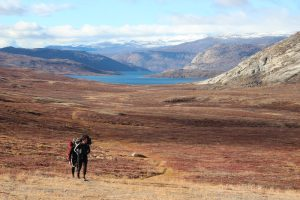 Hiking the Arctic Circle Trail
