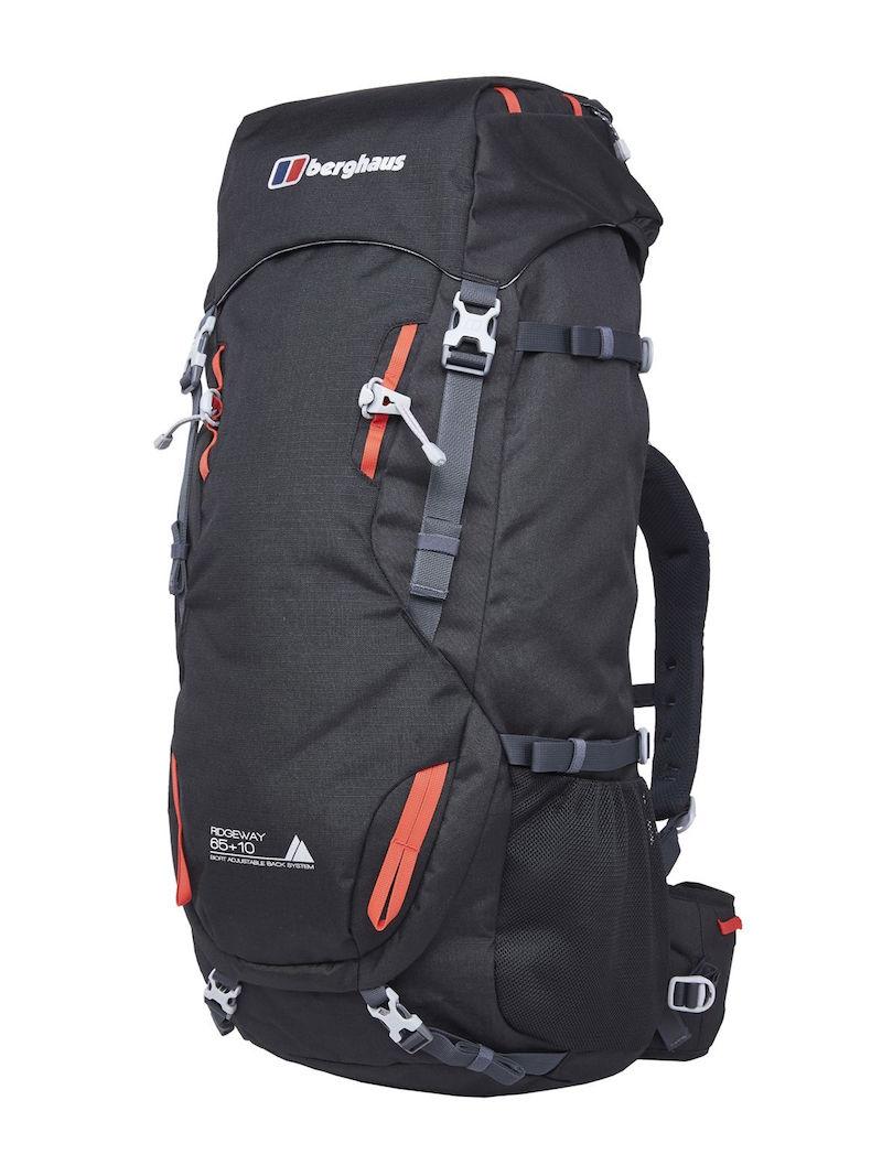 Berghaus Ridgeway 65-10 rucksack