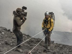 Aldo Kane Expedition Volcano
