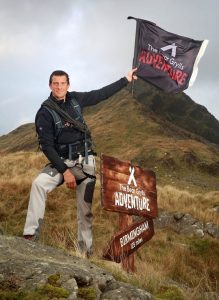 Bear Grylls opens adventure park in UK
