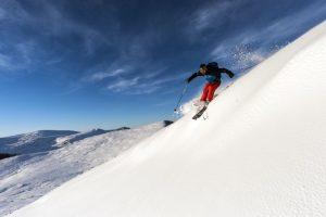 Glenmore Lodge skiing Scotland