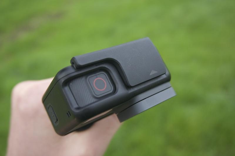 GoPro Hero 6 Black buttons