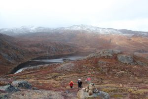 Hiking the Arctic Circle Trail