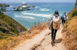 Adventurous long weekend away