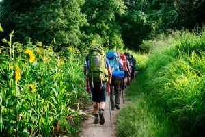Trekking expedition in Tanzania