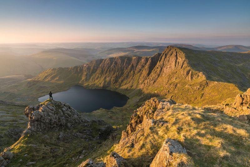 Cader Idris Snowdonia Wales