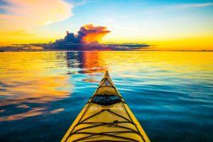 Kayaking Papua New Ginuea