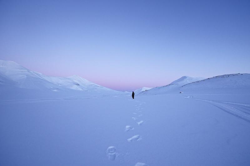 Exploring Svalbard