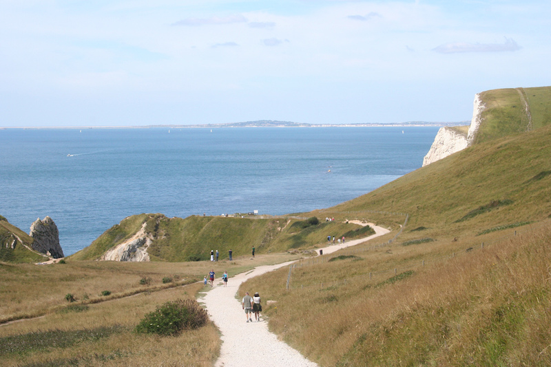 Walking the Jurassic Coast