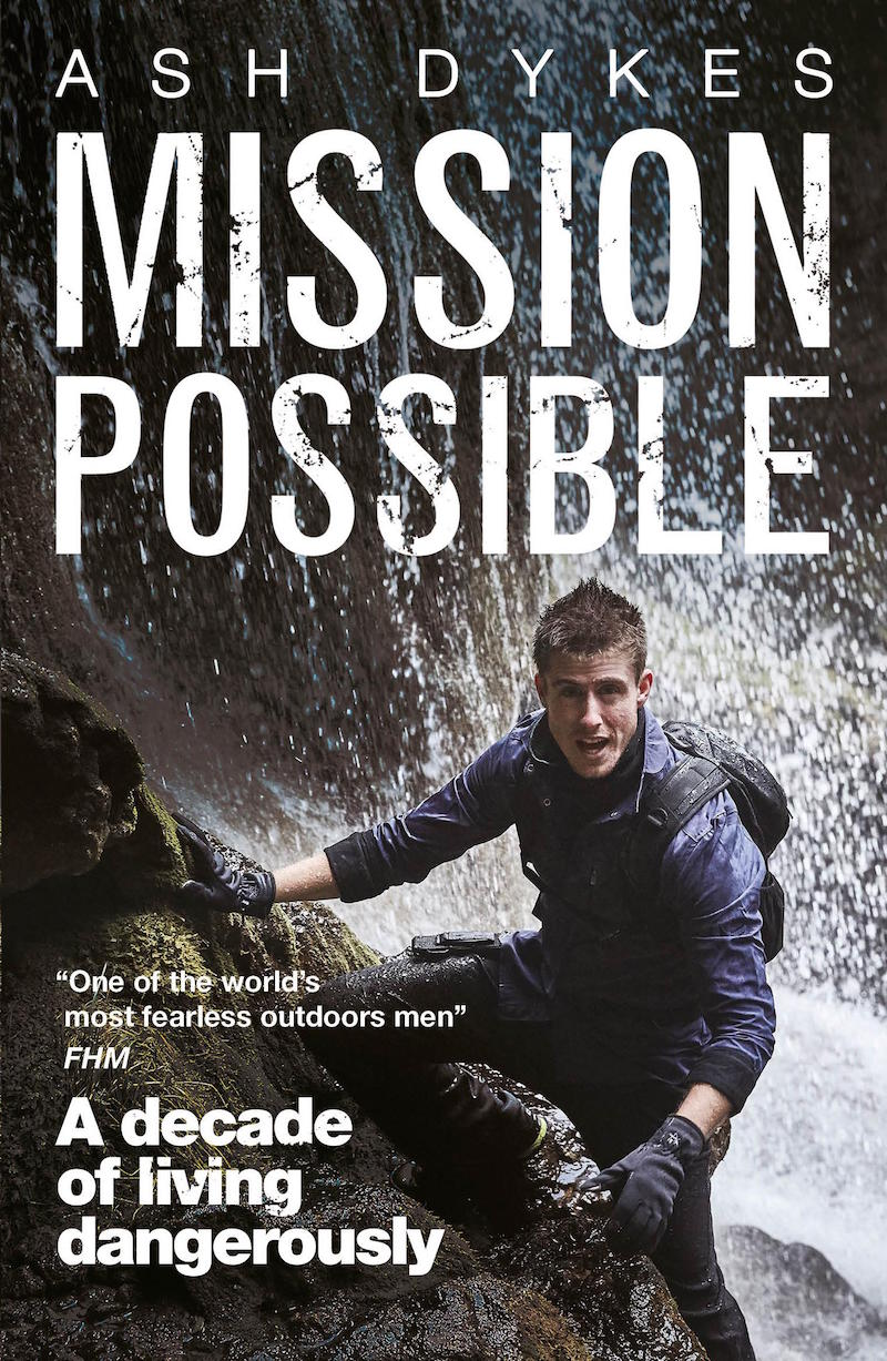 Mission Possible by Ash Dykes