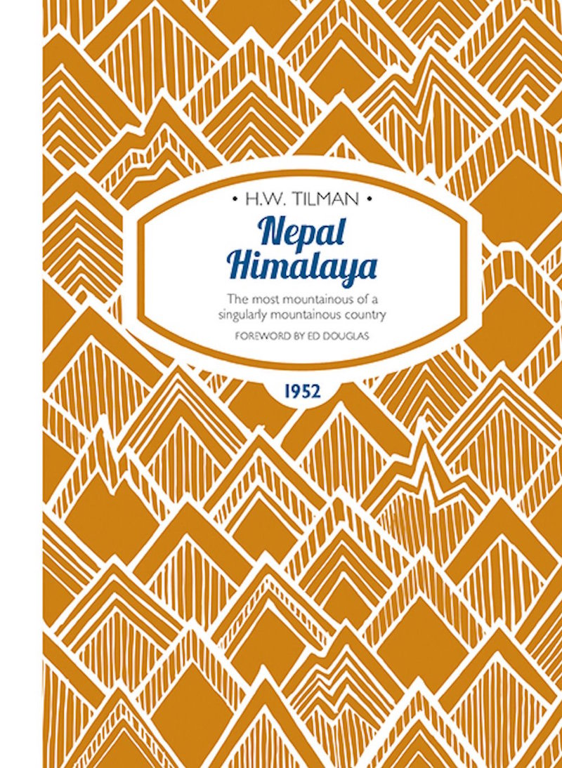 Nepal Himalaya by Bill Tilman
