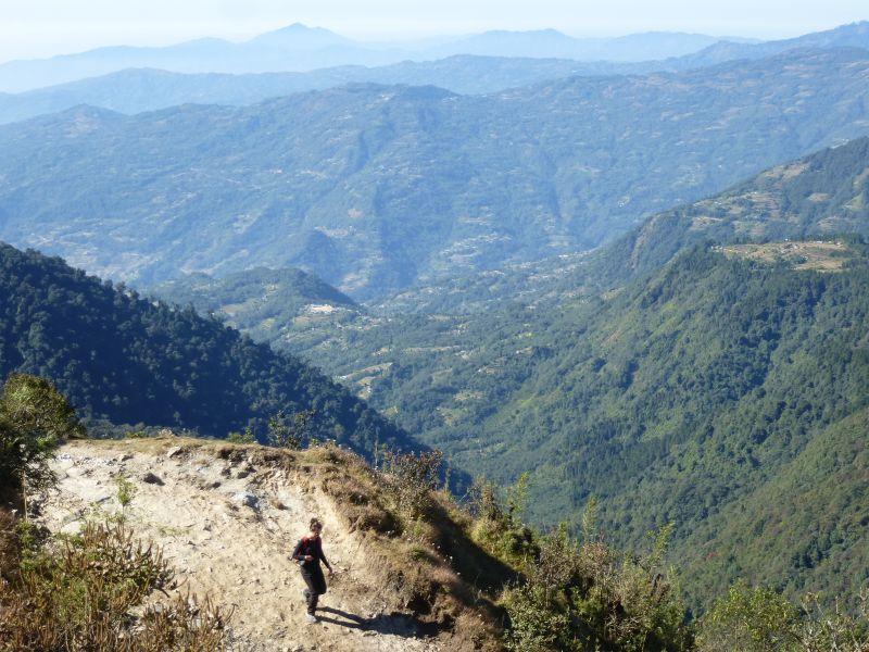 Ridge Trek, India