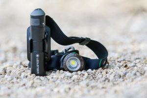 Ledlenser headlamp