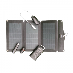 Mobile Solar Expedition Power Package