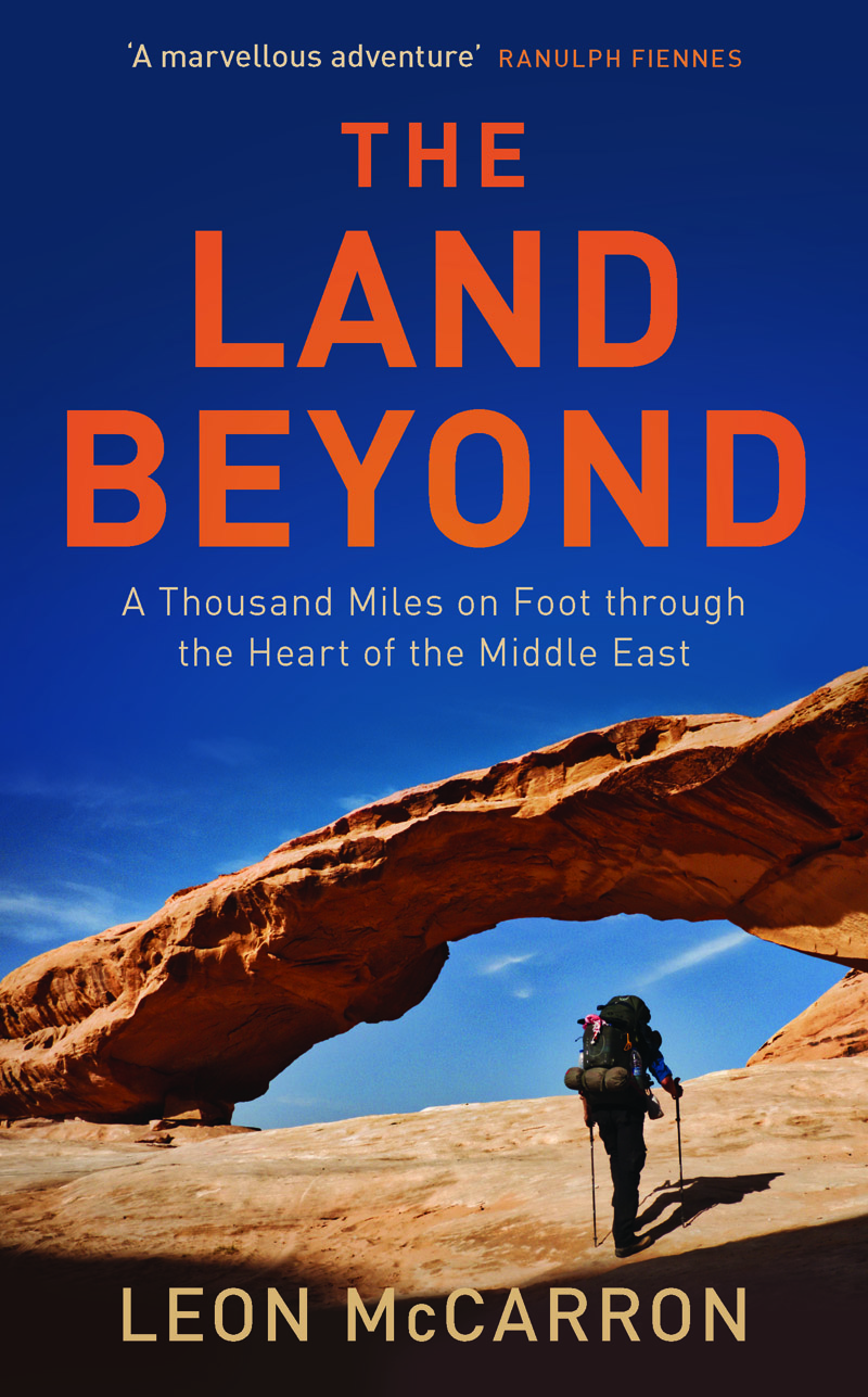 The Land Beyond by Leon McCarron
