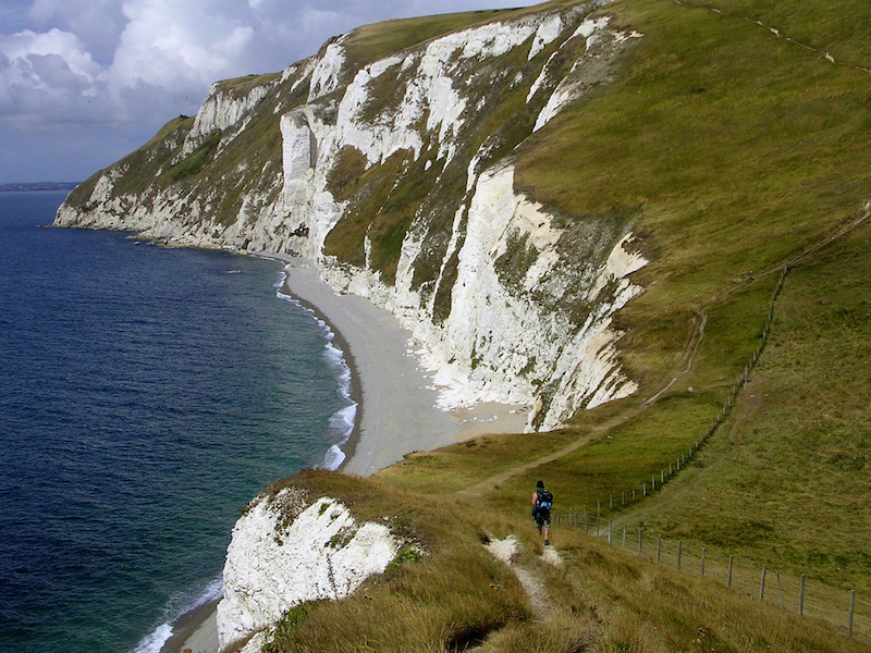 White Nothe on the Jurassic Coast
