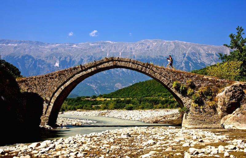 Adventure in Albania