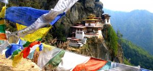 Adventure in Bhutan