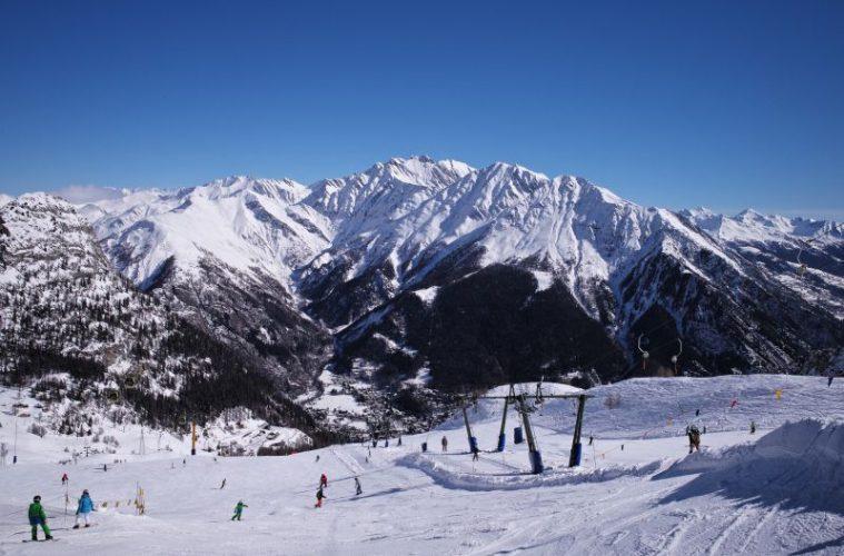 Aosta Valley Italy