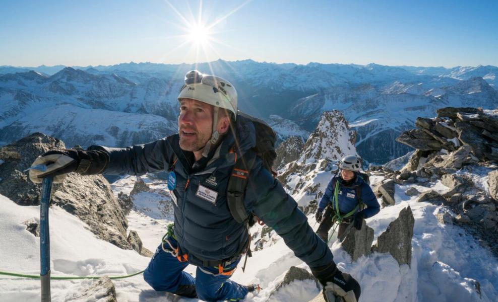 Ben Fogle, Victoria Pendleton, Everest