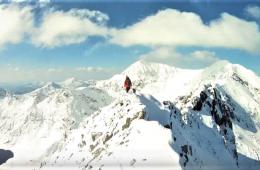 Crib Goch ridge Snowdonia