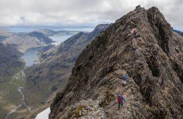 Cuillin Ridge, Isle of Skye, Scotland